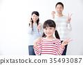 ยาสีฟัน,แปรงสีฟัน,ครอบครัว 35493087