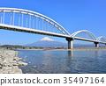 水橋和富士山-6880 35497164