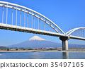 水管橋和富士山-6881 35497165