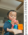 little, child, toddler 35499947