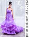 woman, dress, ball 35500462