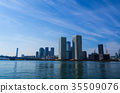 빌딩 단지, 건물 단지, 도쿄 35509076