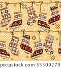 Nordic pattern 35509279