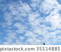 백운, 푸른, 하늘 35514885