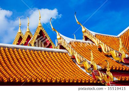 Marble Temple, Bangkok, Thailand 35519415