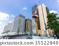 construction site, construction sites, crane 35522849