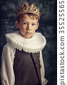 boy in the crown 35525565