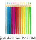 연필, 색깔, 색 35527368