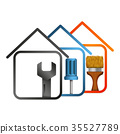repair, vector, design 35527789