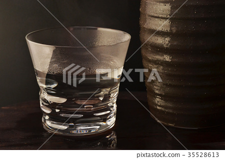 Delicious shochu hot water split 35528613
