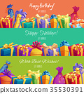 birthday, gift, greeting 35530391
