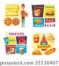 อาหารจานด่วน,ฟาสต์ฟู้ด,โปสเตอร์ 35530407