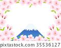 Mount Fuji 35536127