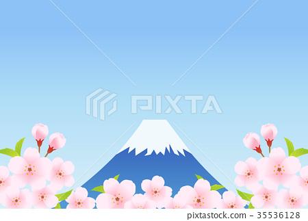 Mount Fuji 35536128