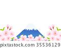 Mount Fuji 35536129