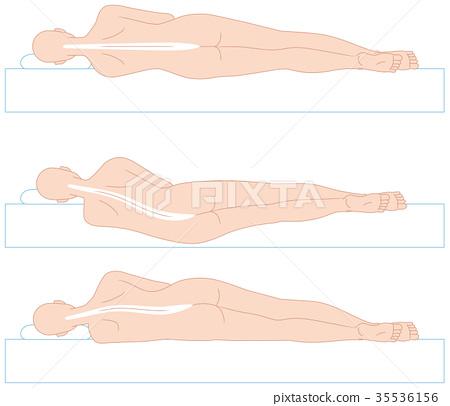 睡覺 姿勢 態度 35536156