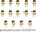医生 博士 女医生 35538741