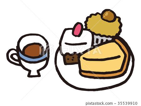 蛋糕 矢量 朗峰 35539910