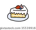 shortcake, sweet, dessert 35539916
