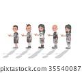 cartoon guy character 35540087