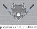 sports theme 35540430