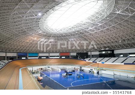 indoor, stadium, sports ground 35543768