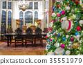 Decorated Christmas tree 35551979