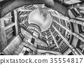 Atrium of Casa Mila, La Pedrera, Barcelona, Spain 35554817