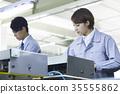 工廠,生產線,工人 35555862