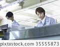 工廠,生產線,工人 35555873
