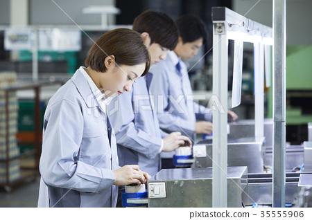 工廠,生產線,工人 35555906