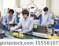 工廠,生產線,工人 35556107