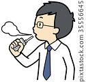 抽煙 吸煙 抽菸 35556645