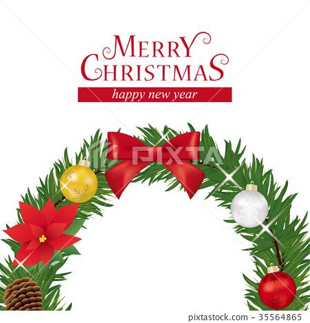 聖誕花環 聖誕時節 聖誕節 35564865