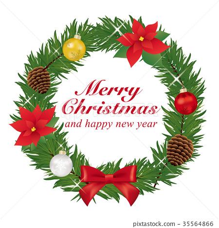 크리스마스리스, 크리스마스 리스, 크리스마스 35564866
