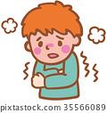 어린이 감기 발열 35566089