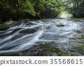 kikuchi valley, canyon, valley 35568615