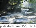 kikuchi valley, canyon, valley 35568616