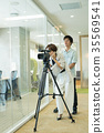 拍攝攝影師錄製導演圖像 35569541