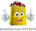 bag present presents 35574078