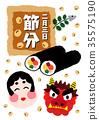 Setsubun POP 35575190