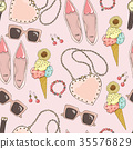 pattern, shoes, ice 35576829