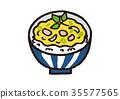 鸡和蛋饭 35577565