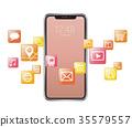 智能手機 智慧手機 智慧型手機 35579557