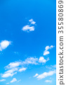 구름, 하늘, 푸른 하늘 35580869