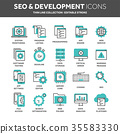 Seo and app development. Search engine 35583330