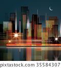 vector, design, urban 35584307