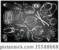 水果 手繪 草圖 35588668