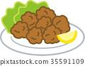 ไก่ทอด 35591109