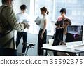 办公室 商业 商务 35592375